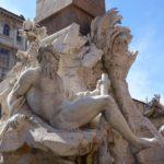 Rome, Fontana dei Quattro Fiumi
